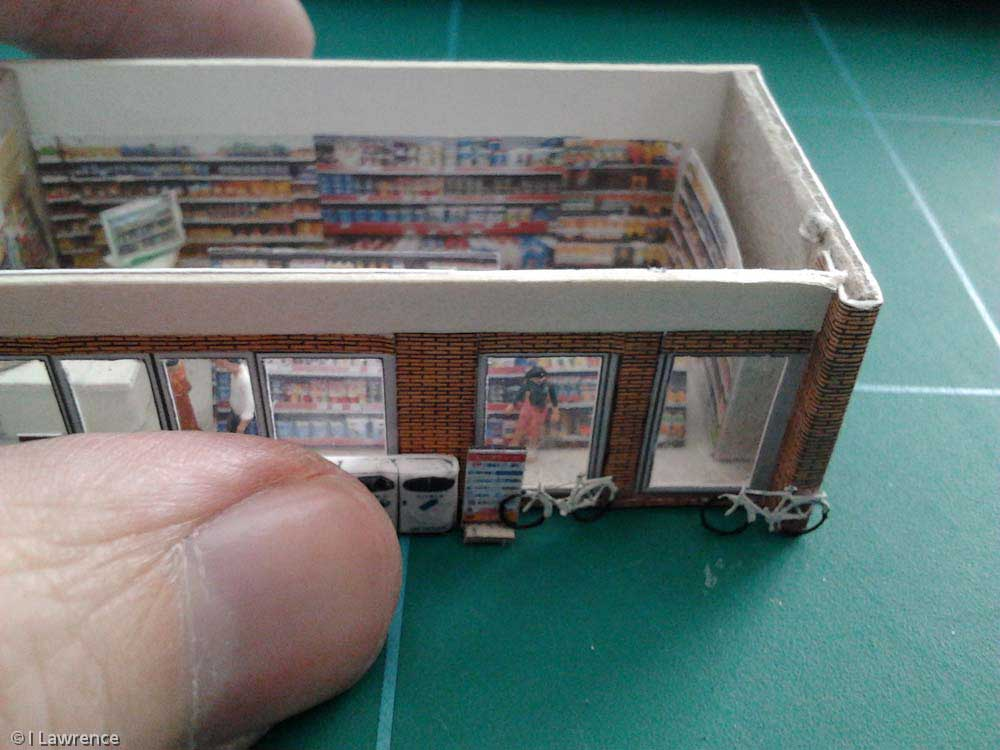 graphic about N Scale Printable Buildings Free identify JRM:
